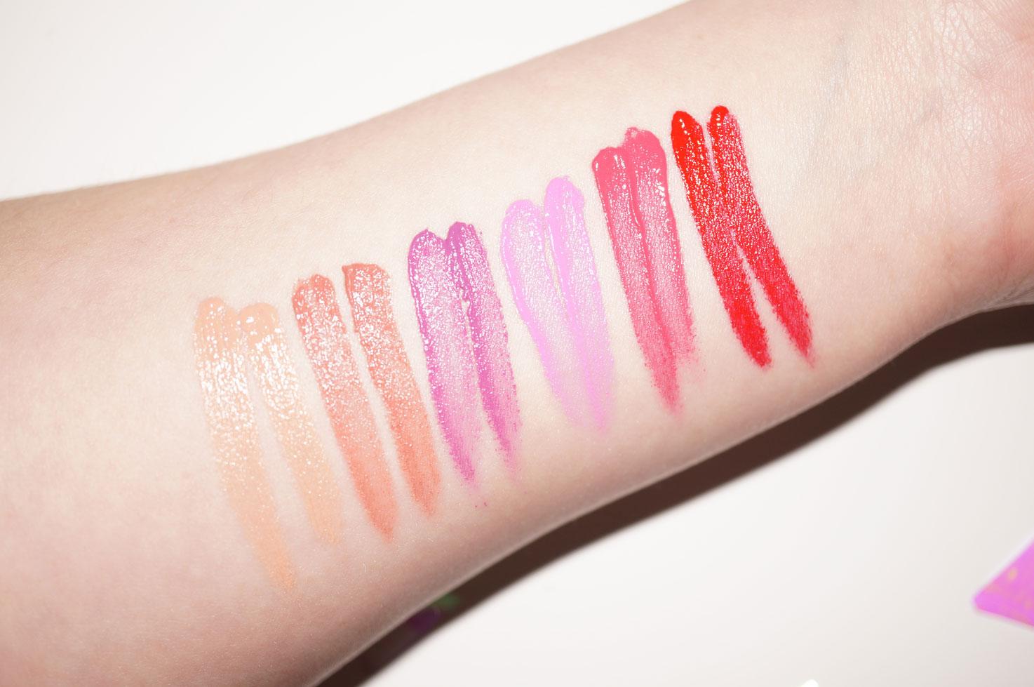 makeup-revolution-lip-cream-swatches-flash ...