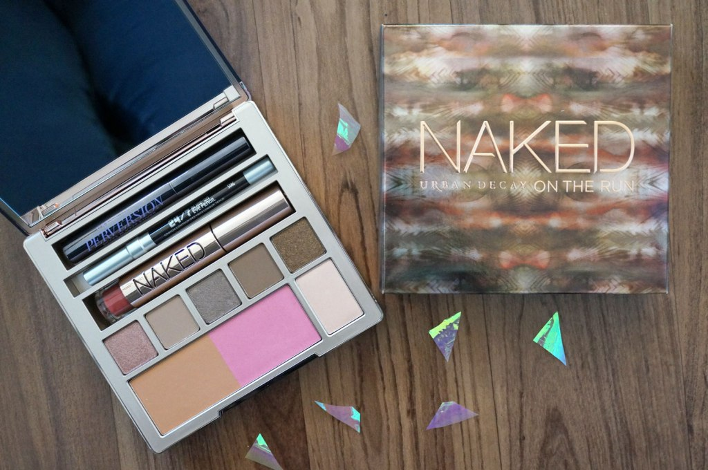Urban Decay Naked on the Run | Review