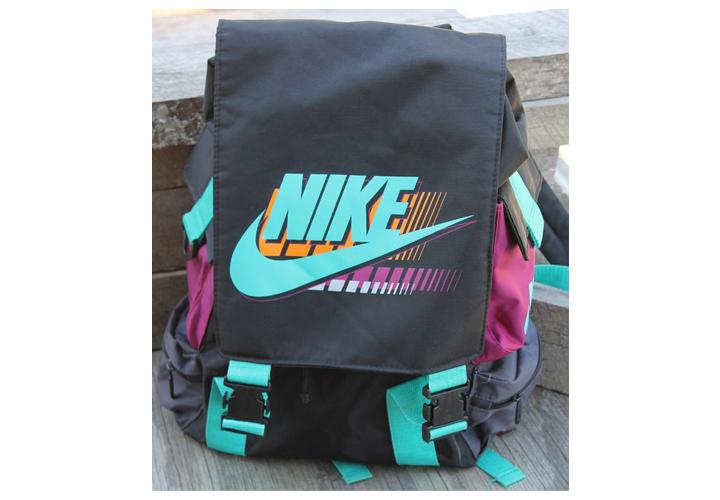 nike 90s school bag