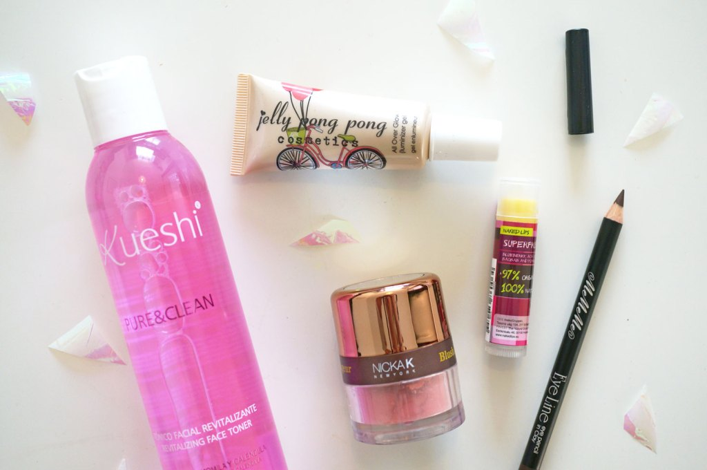 Glossybox January | Review