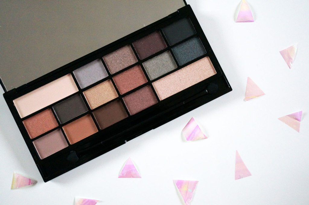 NEW Makeup Revolution Naked Underneath Palette