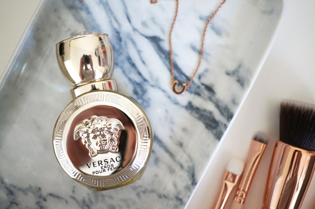 Introducing Versace Eros Pour Femme EDP + Giveaway!