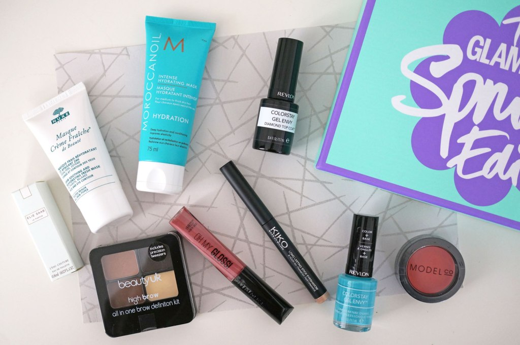 Latest In Beauty: The Glamour Spring Beauty Edit