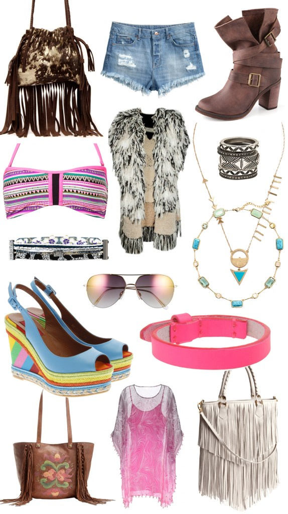 Festival Fashion Inspiration with Lyst.co.uk