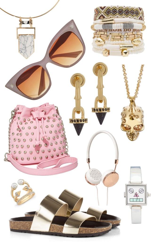 My Top 10 Summer Accessories Wish List