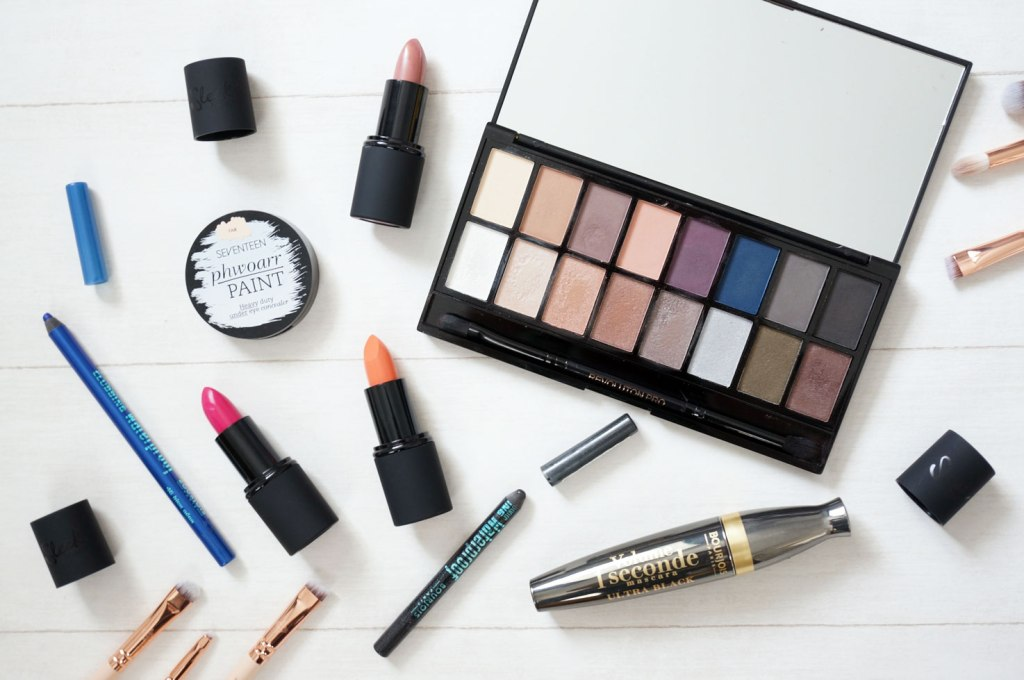 My Top 5 Budget Beauty Products Under £10.00