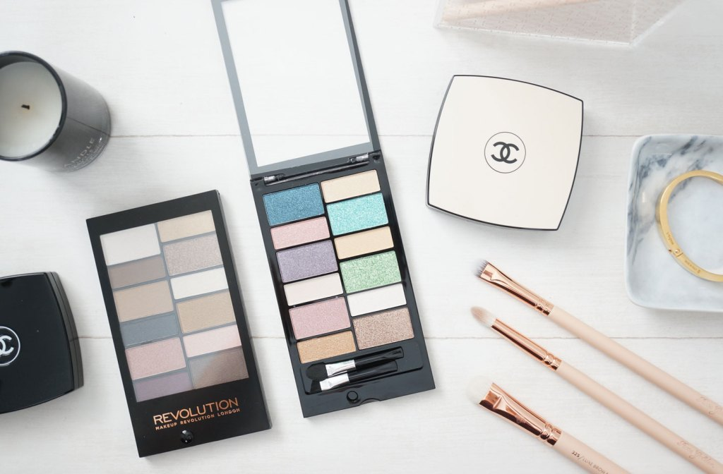 NEW Makeup Revolution Awesome Eyeshadow Palettes