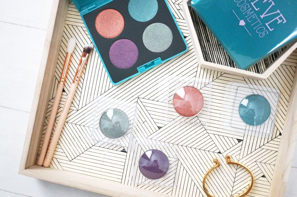 Neve Cosmetics Build Your Own Palette + Giveaway!