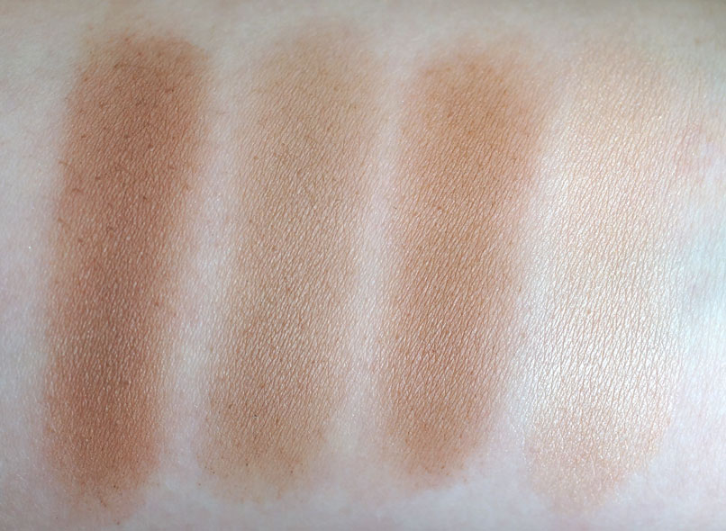 makeup-revolution-ultra-contour-palette-swatches-bronzer