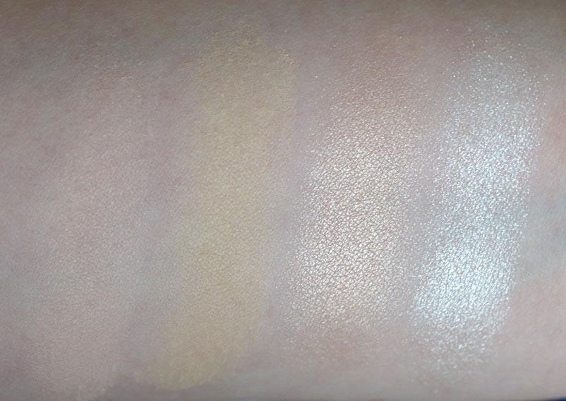 makeup-revolution-ultra-contour-palette-swatches