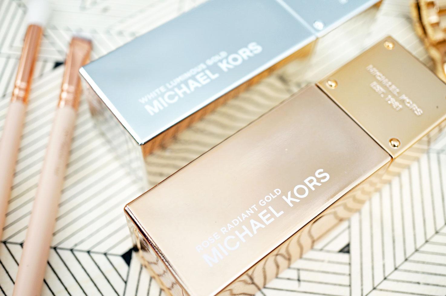 Michael Kors - The Gold Fragrance Collection - Thou Shalt Not Covet...
