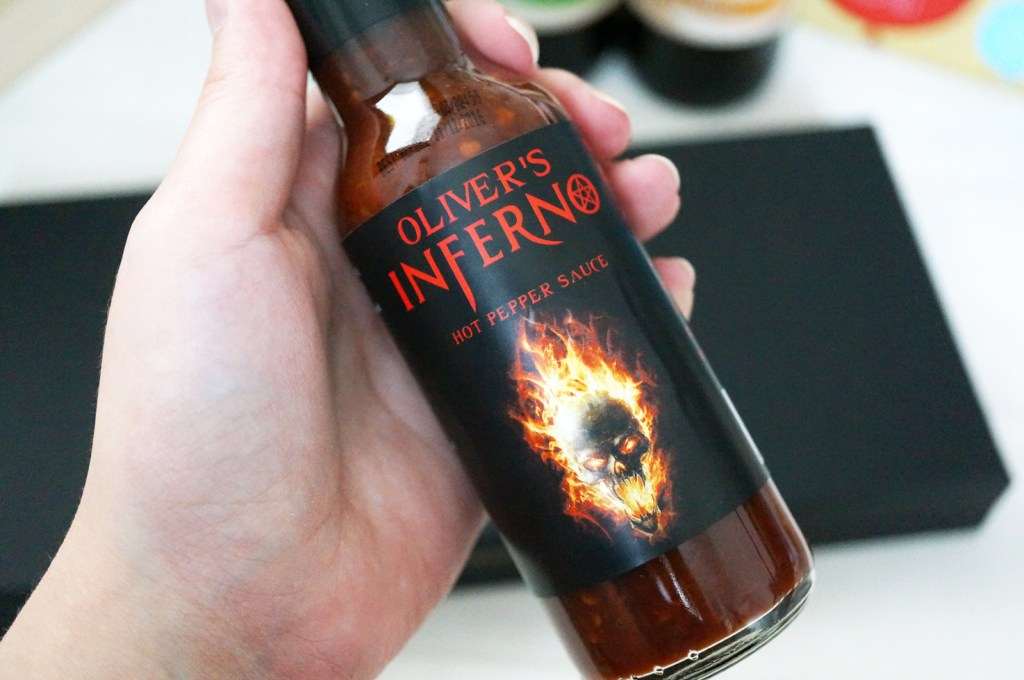 Personalised-Inferno-Hot-Sauce