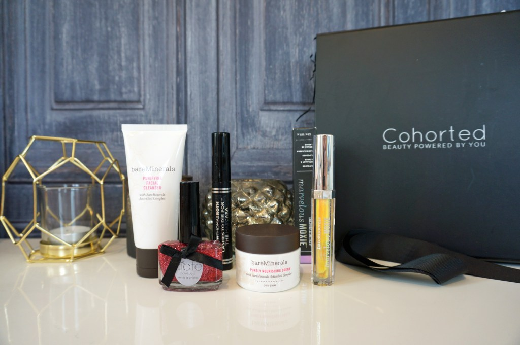 Cohorted October Beauty Box | Review