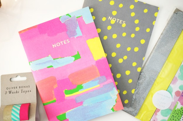 oliver-bonas-notebook-set