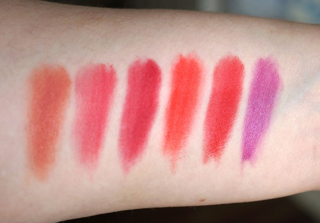 L'Oreal-Paris-Infallible-Matte-Max-Lipsticks-swatches