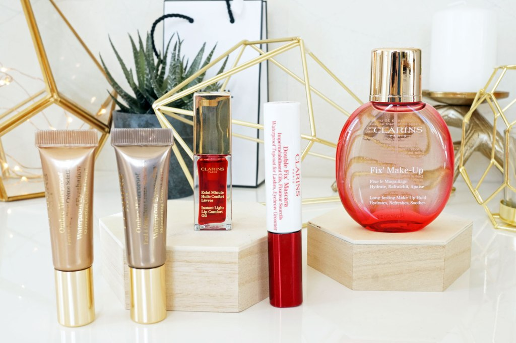 Clarins Limited Edition Sunkissed Summer Makeup Collection