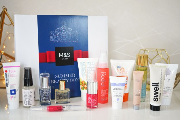 M&S-Summer-Beauty-Box