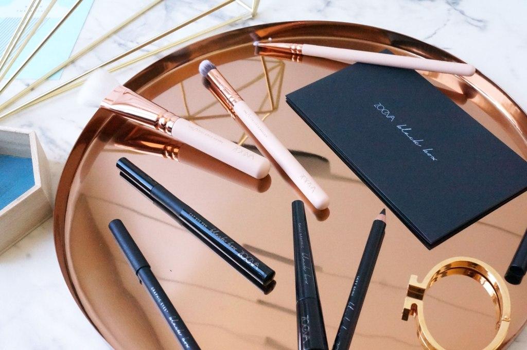 The Zoeva Black Box: Eyeliner Set