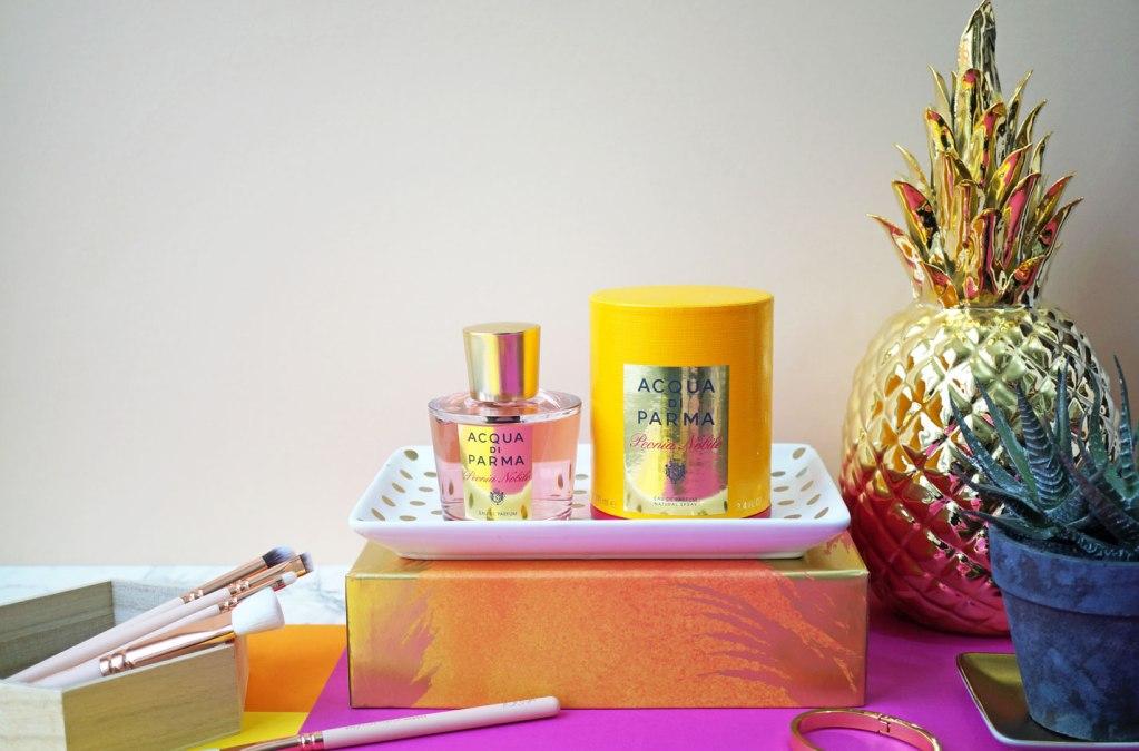 Fragrance: Acqua di Parma Peonia Nobile EDP