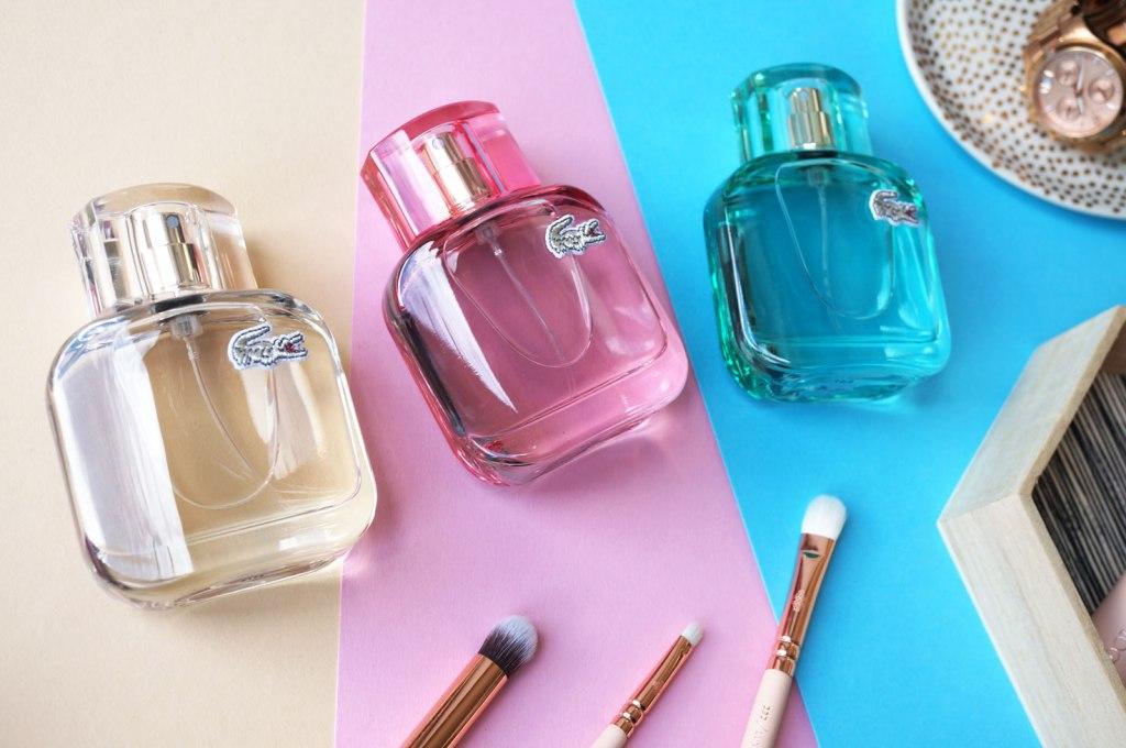 Fragrance: Eau De Lacoste L.12.12 Pour Elle Trio
