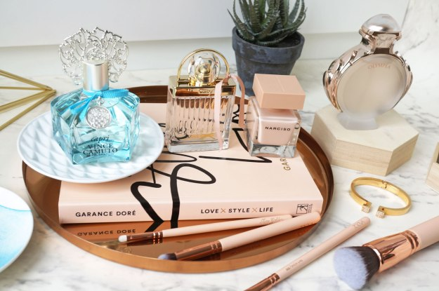 The-Prettiest-Fragrances-for-your-Dressing-Table-chloe-paco-rabanne