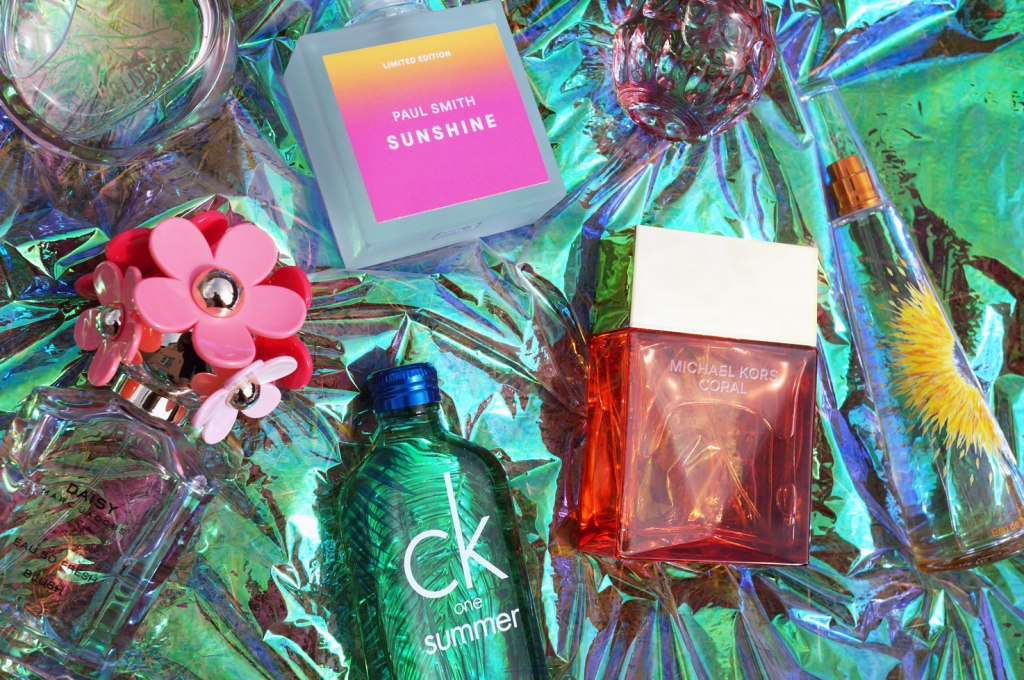 Affordable Feel Good Summer Fragrances: Marc Jacobs, Issey Miyake, Michael Kors & More!