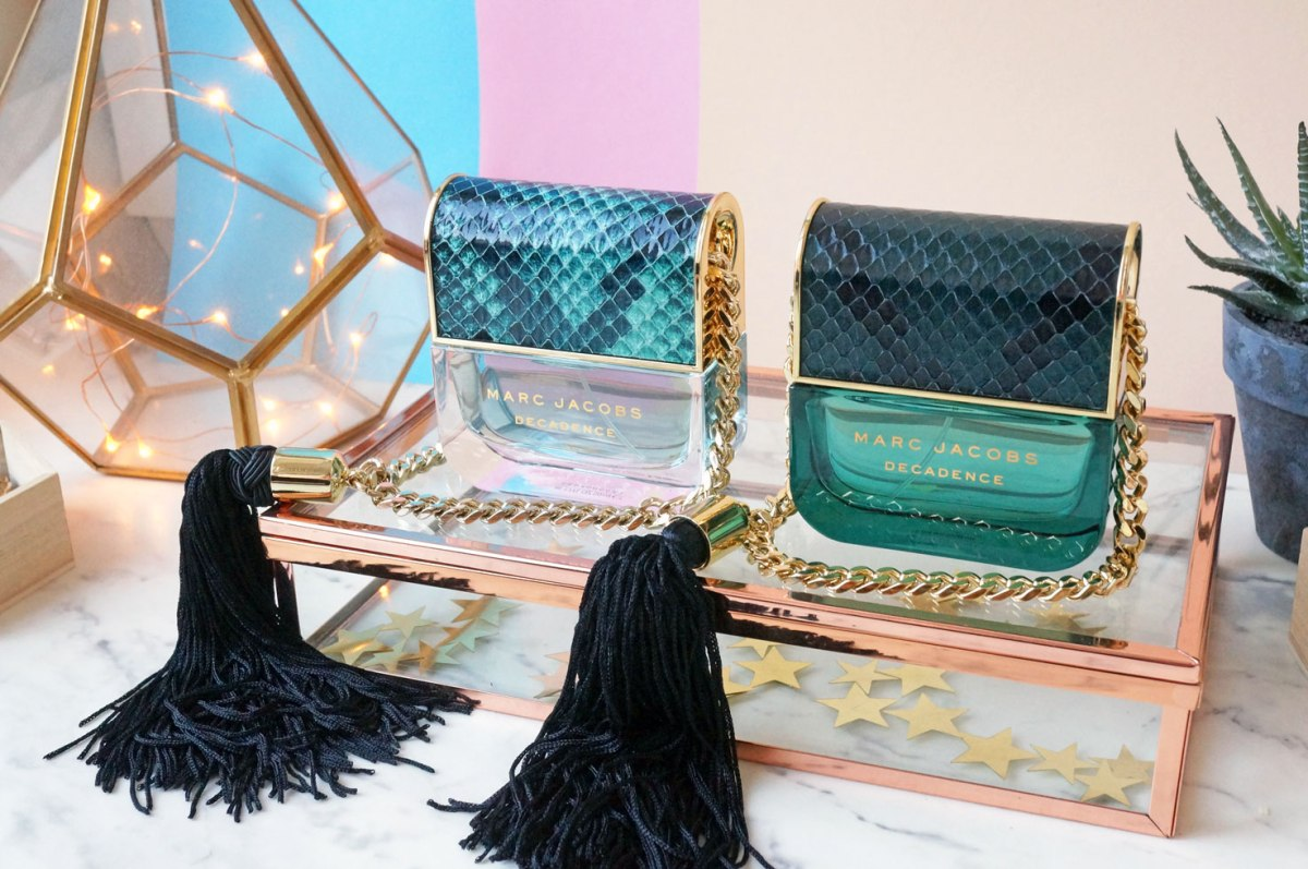 Fragrance: Marc Jacobs Decadence VS Divine Decadence
