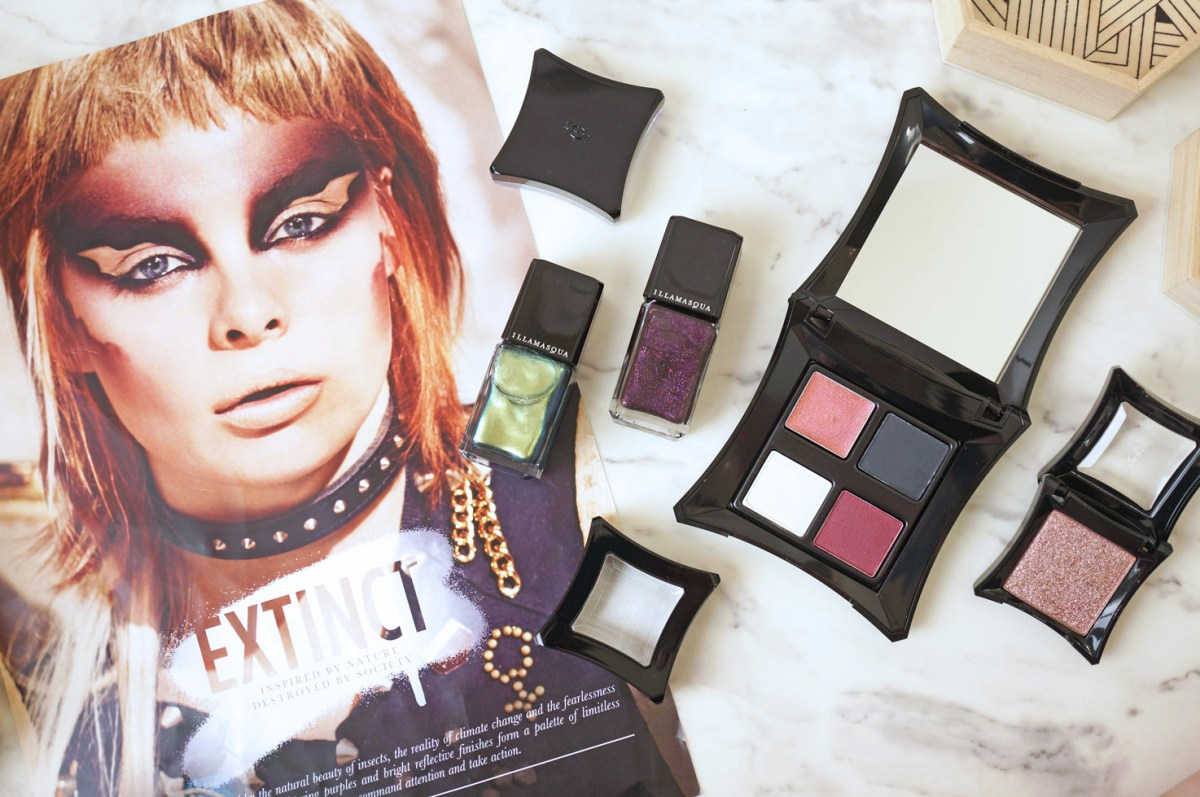Beauty: Illamasqua Extinct Collection