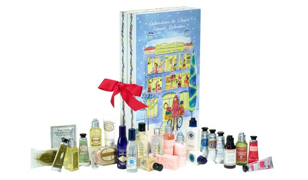 l'occitane advent calendar 2016