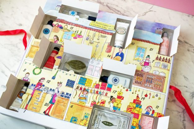 loccitane-advent-calendar-contents