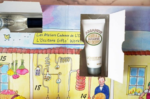 loccitane-advent-calendar-contents-review