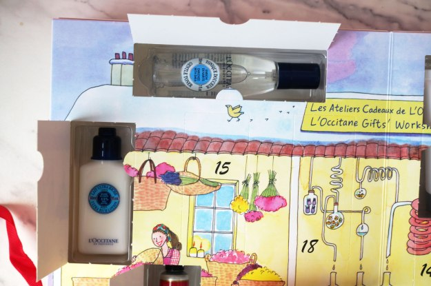 loccitane-advent-calendar-contents-review-3
