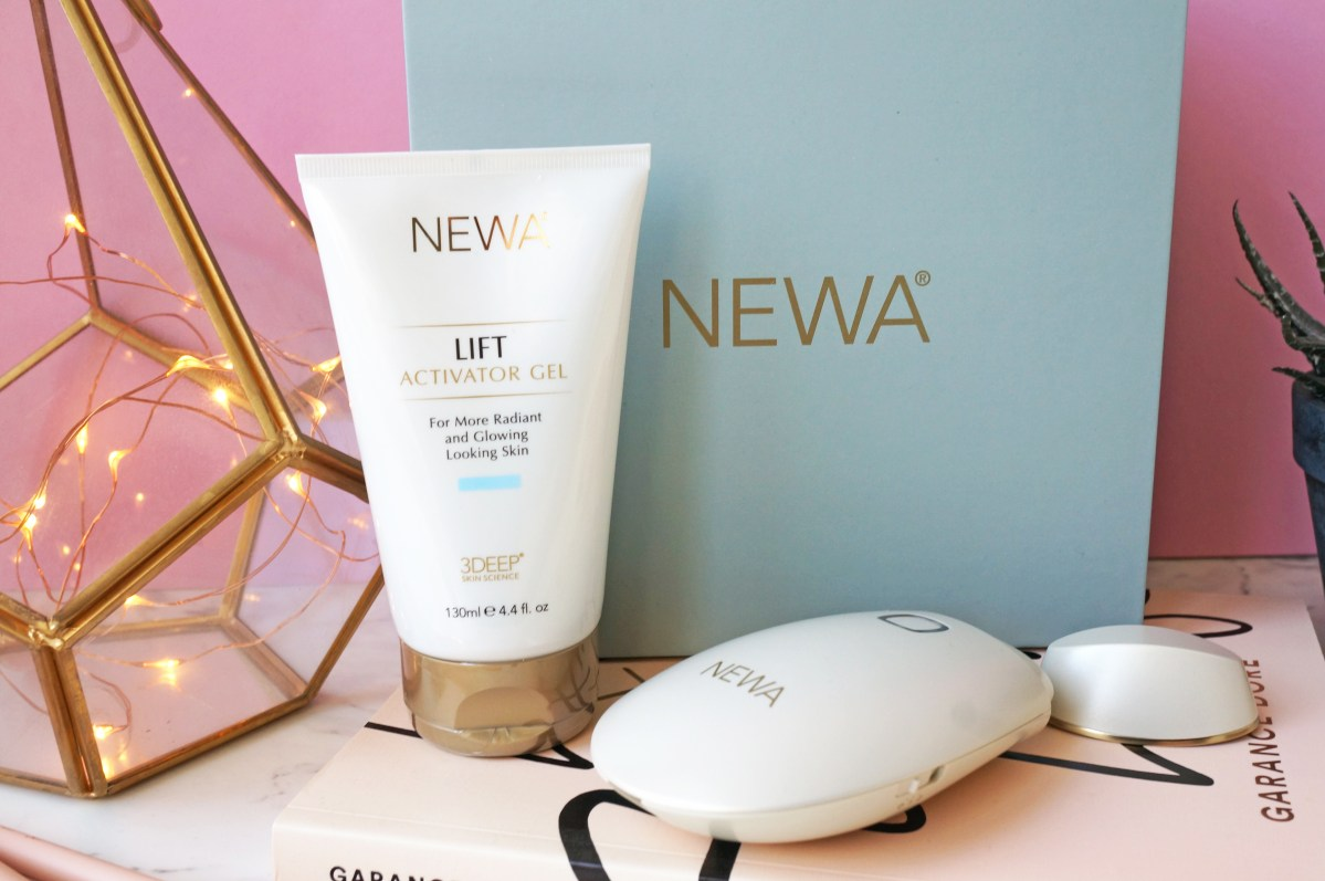 Beauty: Testing The New NEWA Beauty Device