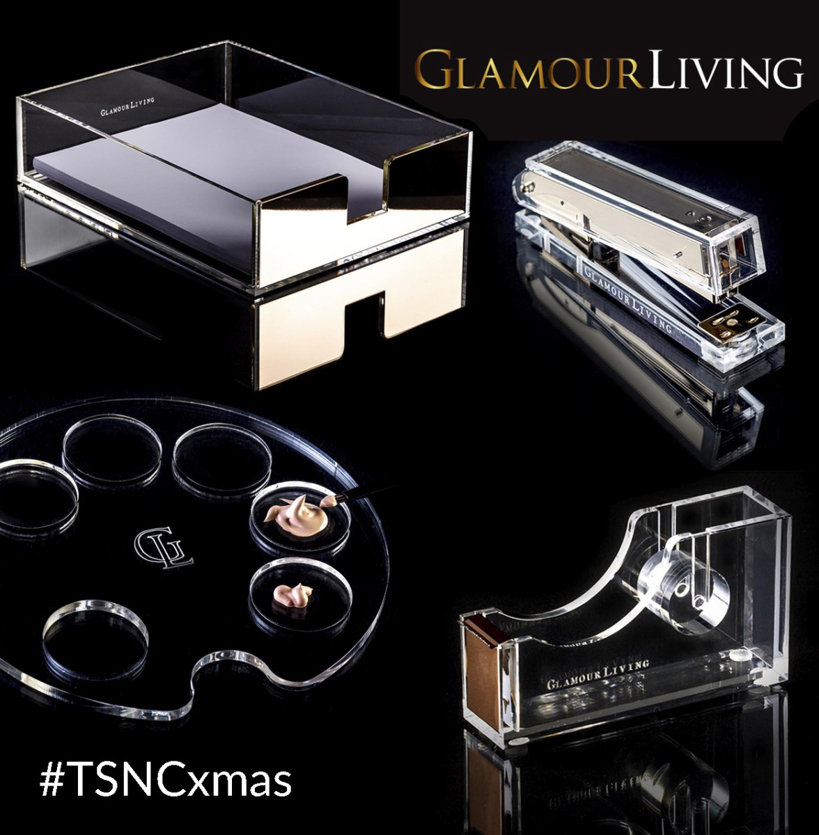 TSNC Advent Giveaway: Glamourliving Bundle! #TSNCxmas