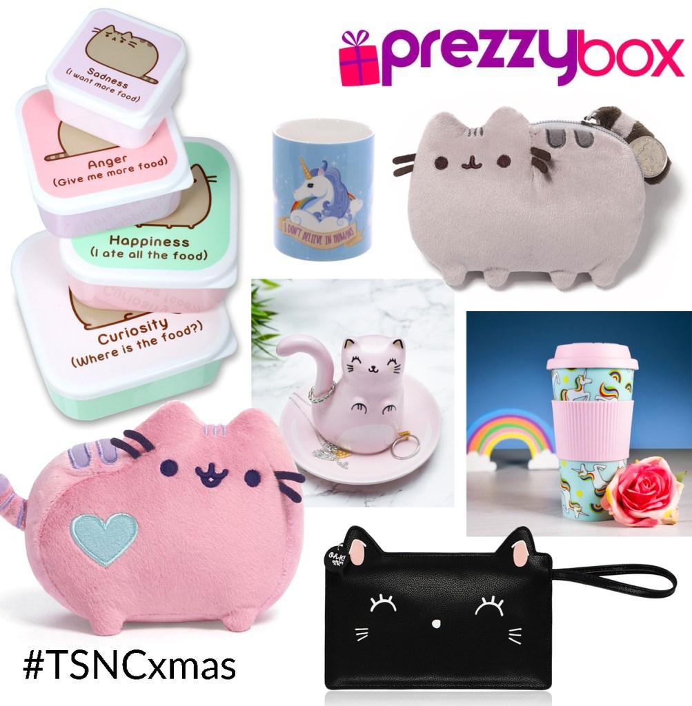 TSNC Advent Giveaway: Prezzybox Gift Bundle! #TSNCxmas