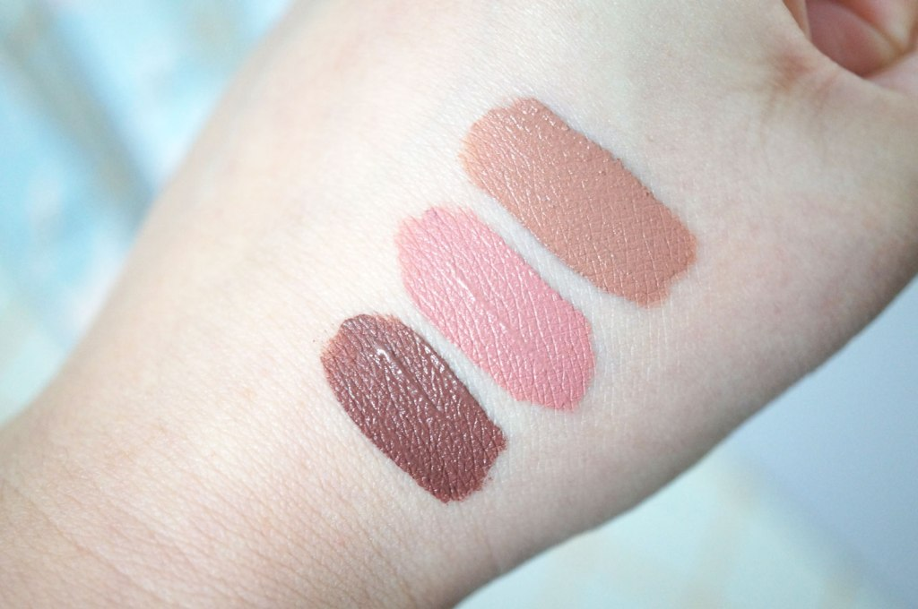 Kiko-Less-Is-Better-matte-lipstick-swatches