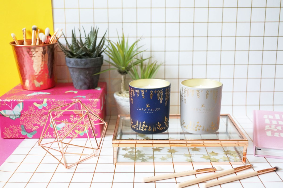 Home & Interiors: Sara Miller London Candles