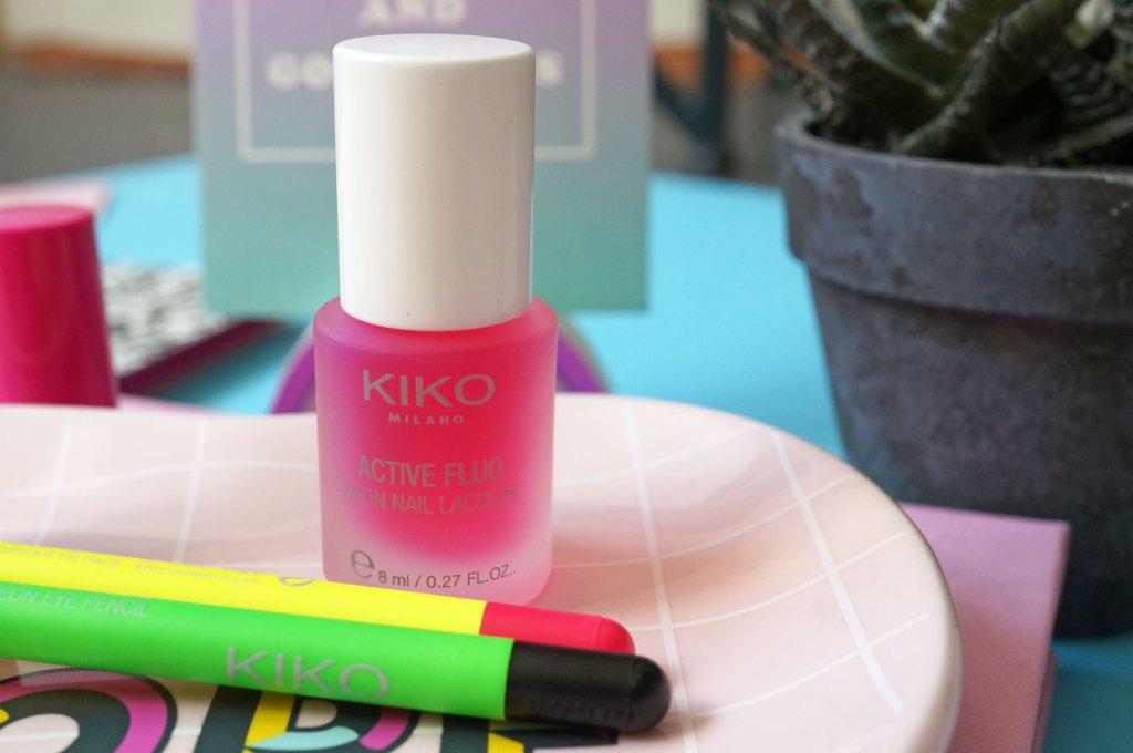 Kiko-Active-Fluo-nail-lacquer