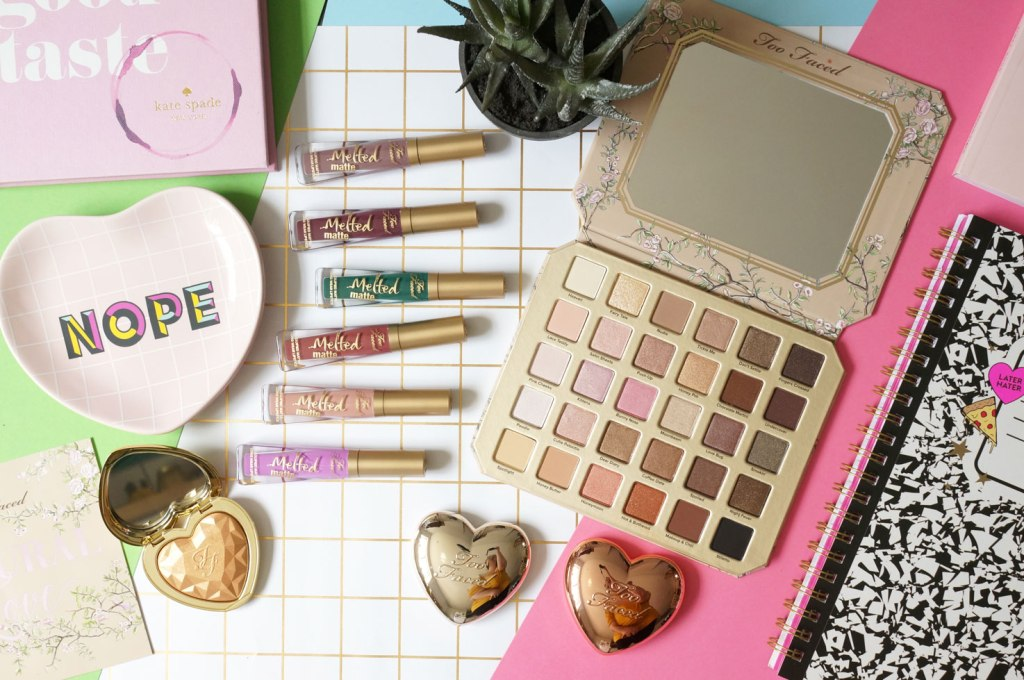 too-faced-natural-love-collection-review