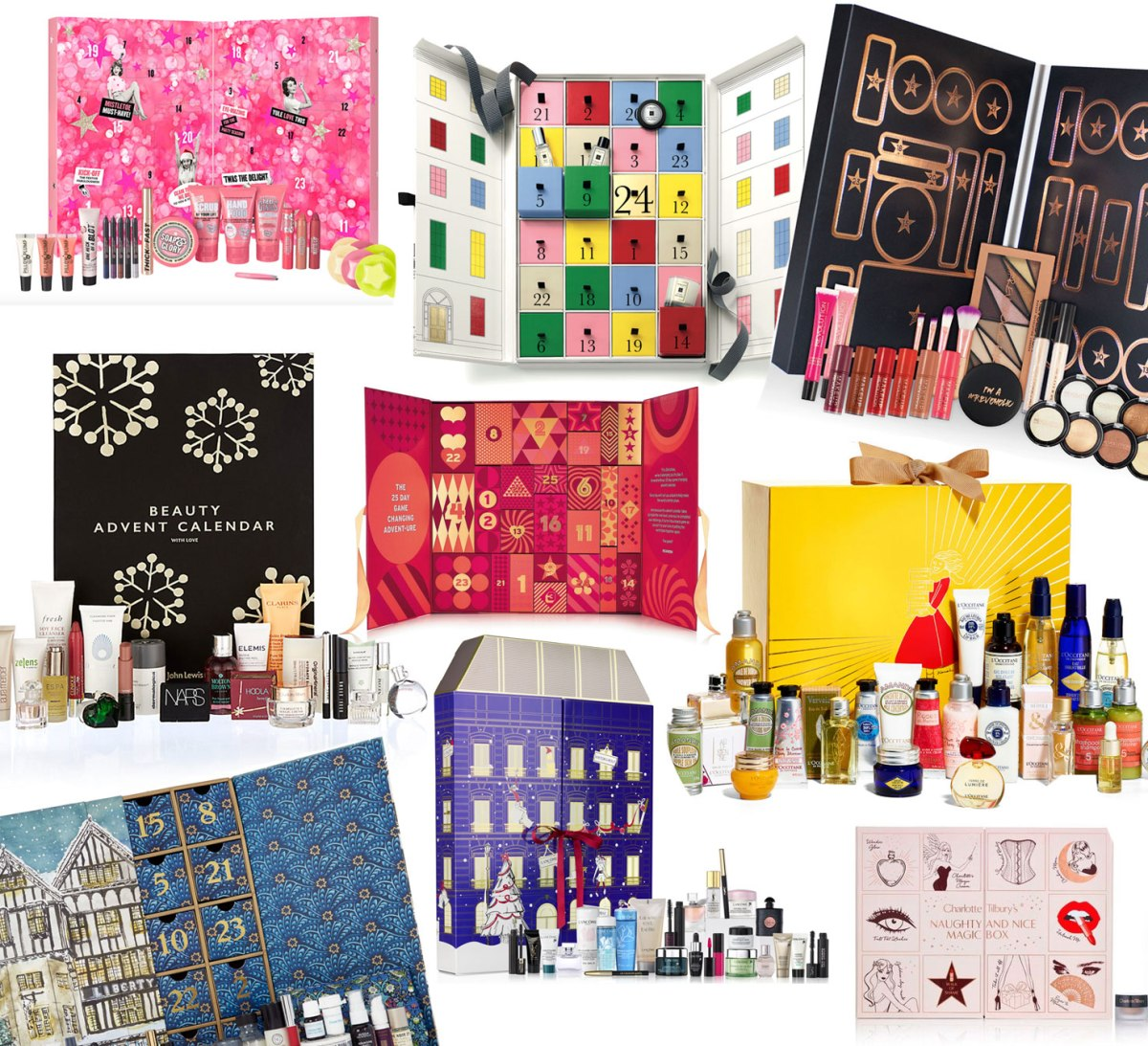 Every Single Beauty Advent Calendar for Christmas 2017!