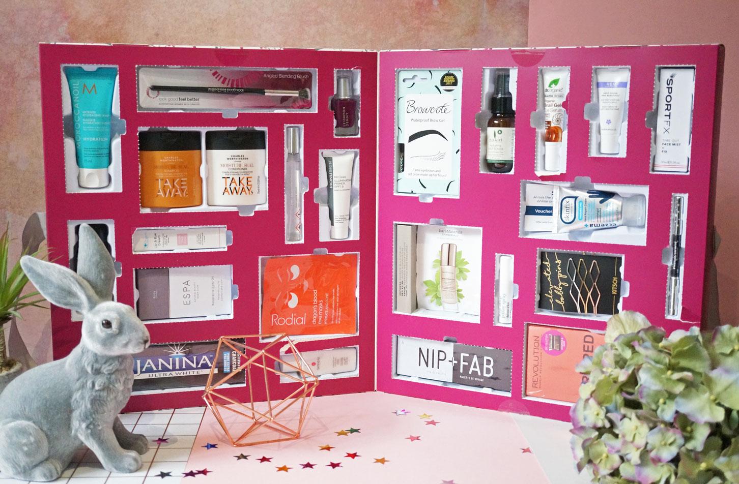 Christmas: The You Beauty Advent Calendar SPOILER!