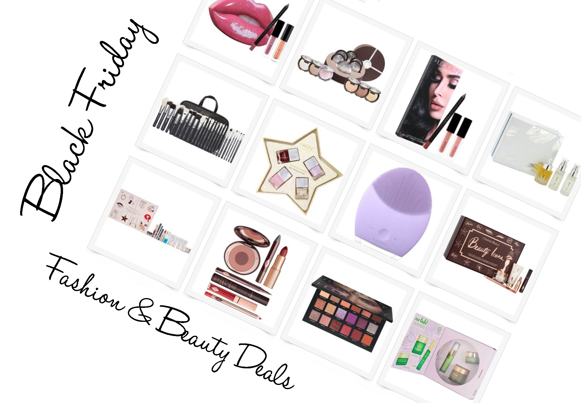 The Best Black Friday Fashion & Beauty Deals!