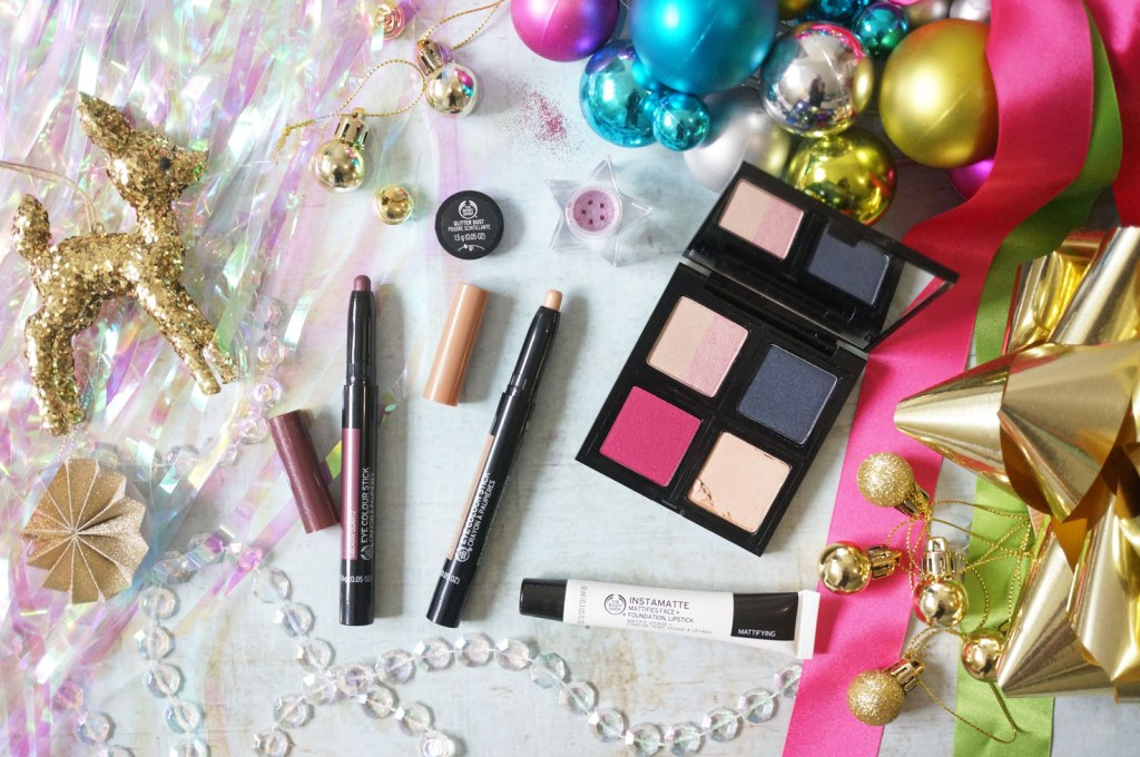 Festive-Beauty-With-The-Body-Shop