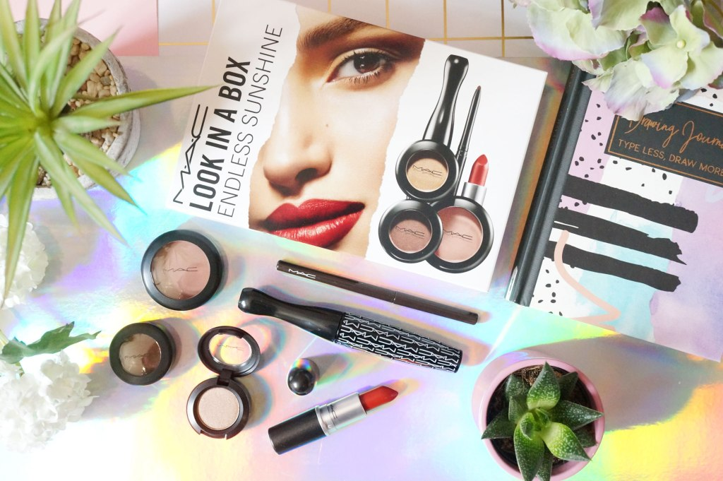MAC-Limited-Edition-Look-in-a-Box-Endless-Sunshine-review