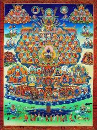 The Kagyu Refuge Tree