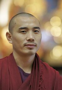 Acharya Tenzin Yonten