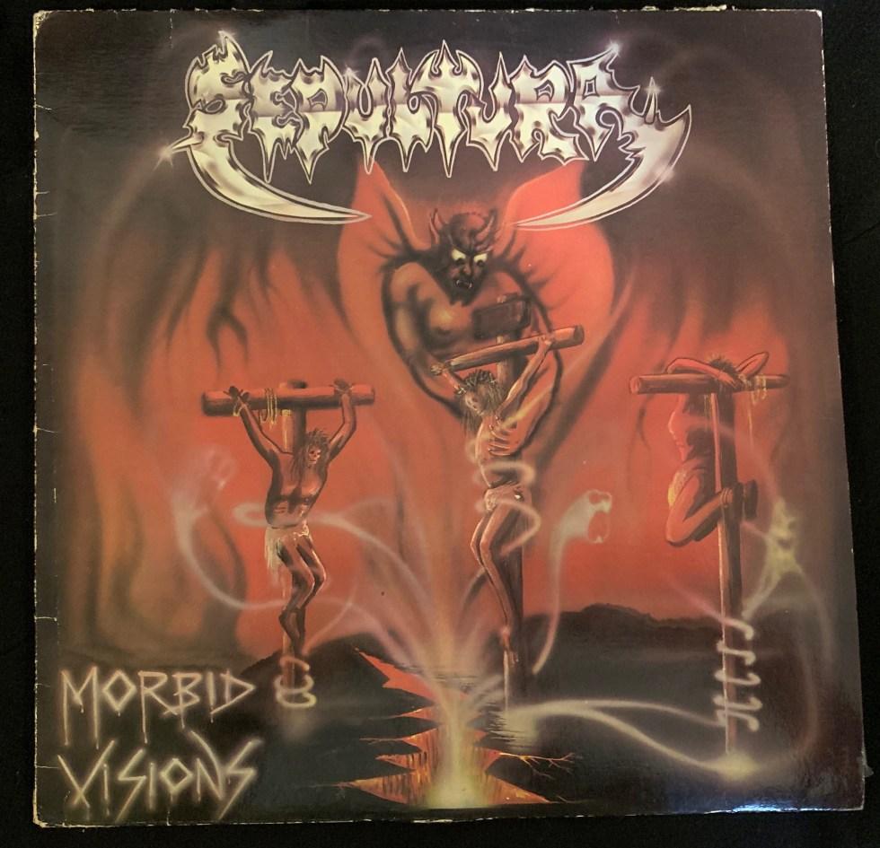 morbid visions lp