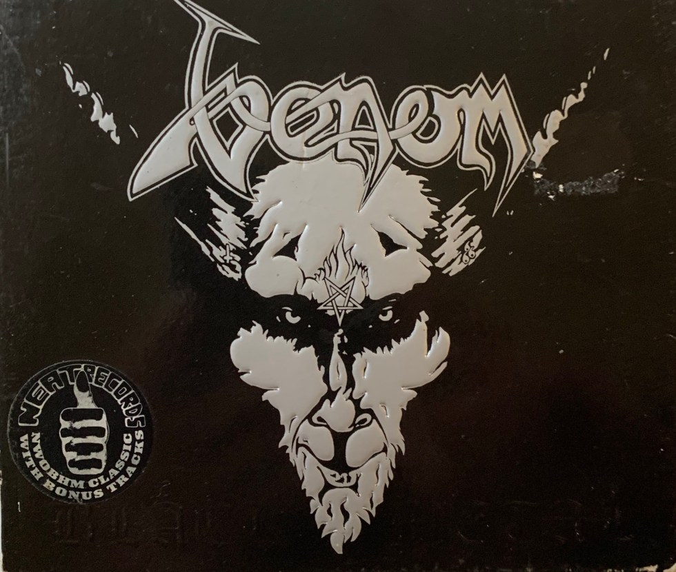 venom black metal cover