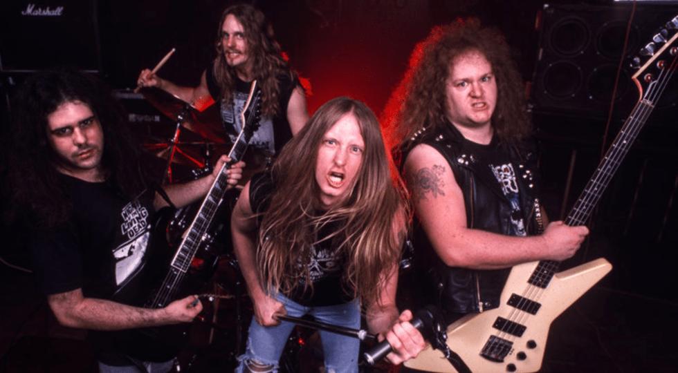 Rigor Mortis thrash band