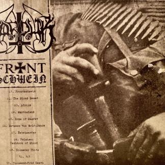 Marduk - 2015 Frontschwein CD Black Metal Norway Century Media